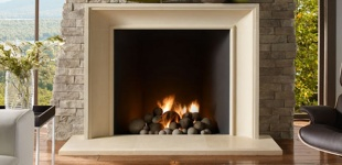 Fireplace Surrounds and Mantles